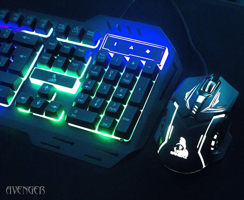 TAG GAMING COMBO KIT - AVENGER By Gamerz - Unnati Enterprises