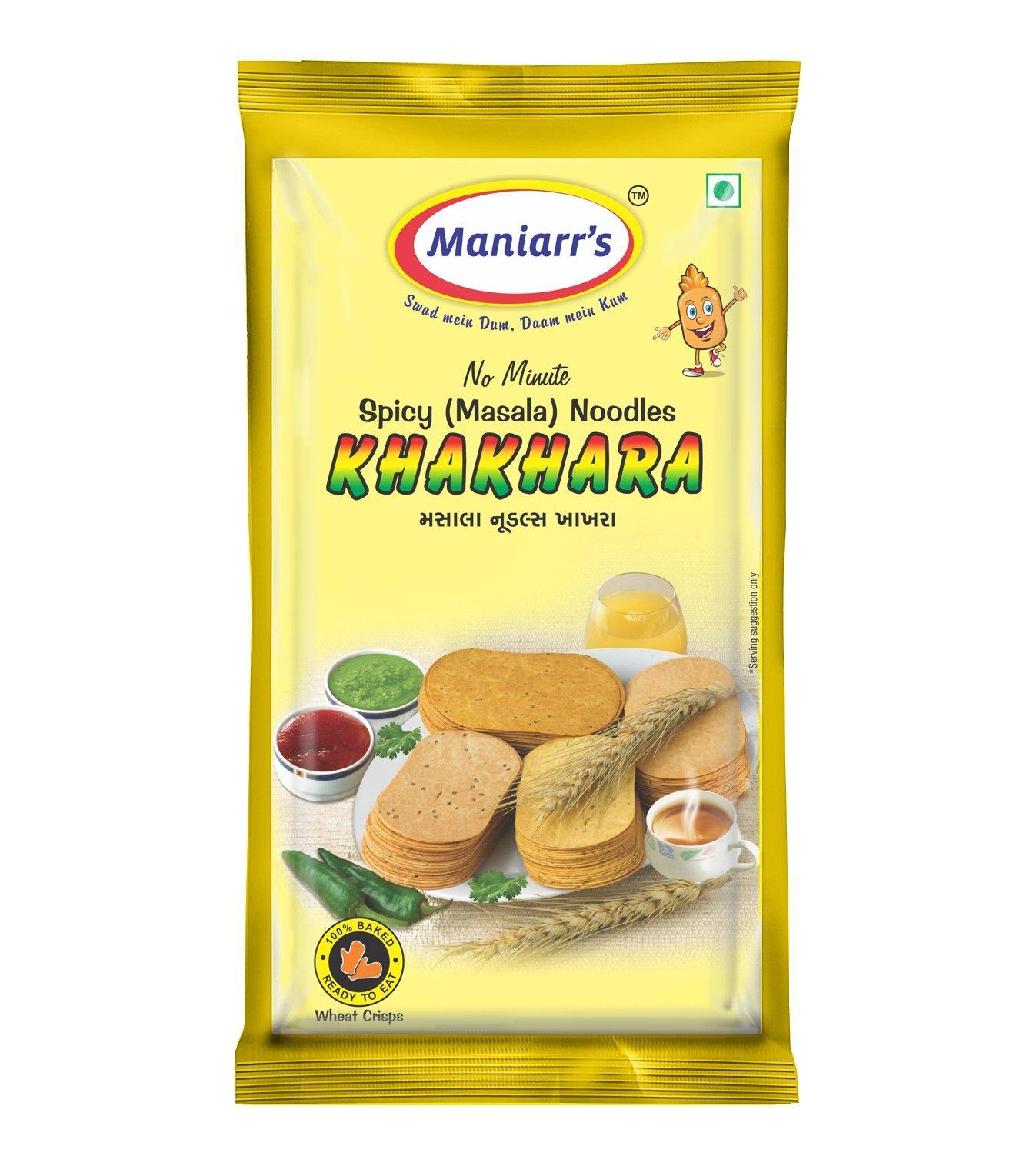 Noodles Khakhra (Pack of 8) - Unnati Enterprises