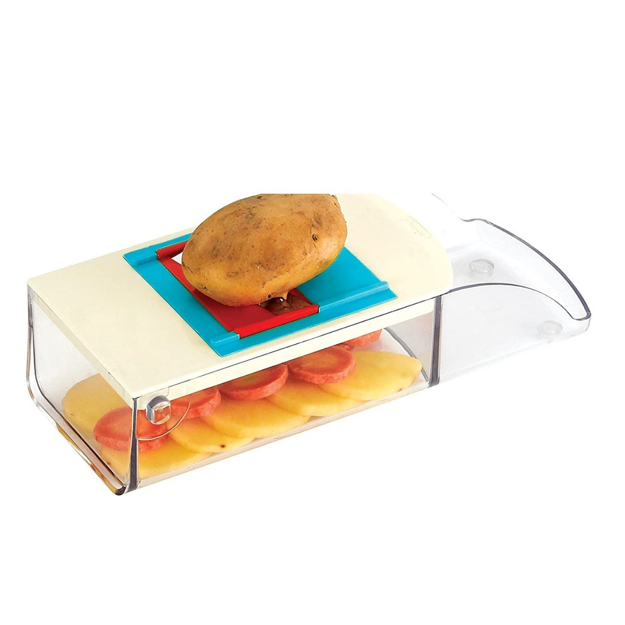 Kitchen Multipurpose Slice&Dice and Potato Slicer - Unnati Enterprises
