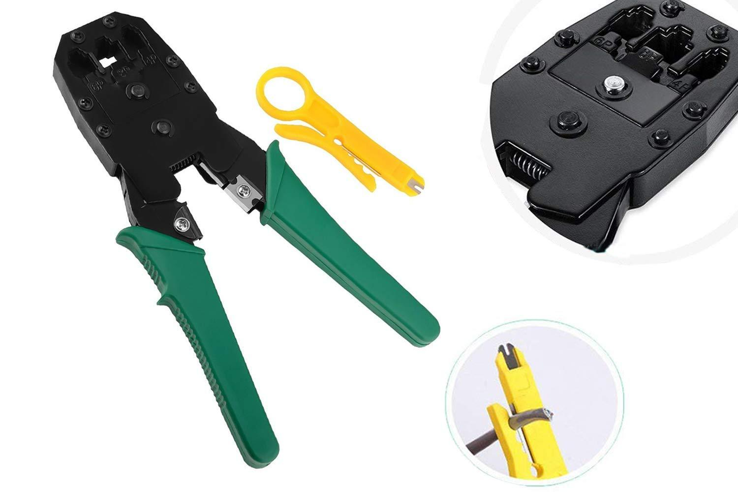 Networking Crimping Tool - Unnati Enterprises