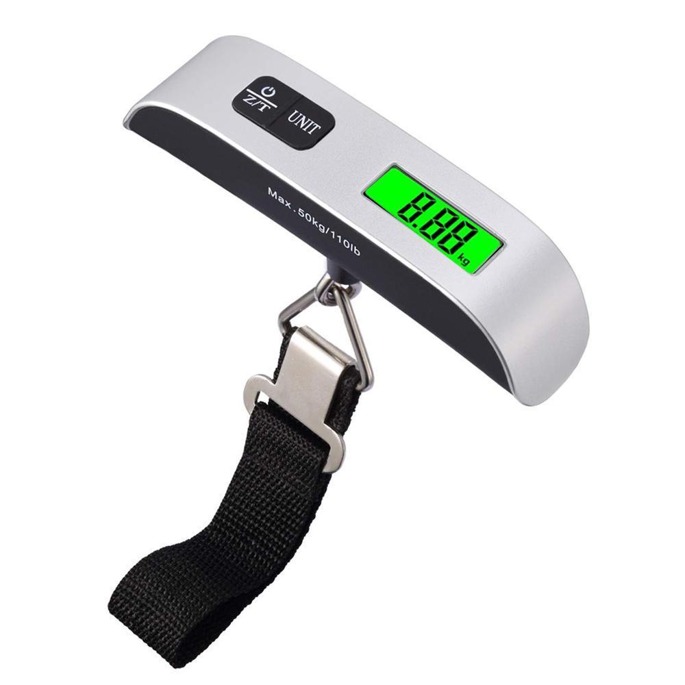 Portable LCD Digital Hanging Luggage Scale - Unnati Enterprises