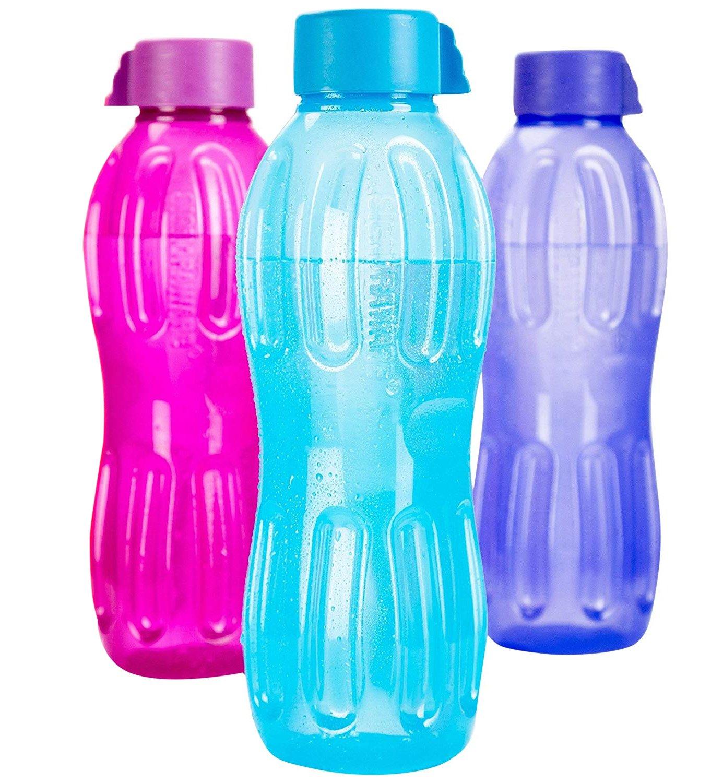 Unbreakable Plastic Water Bottle - 1 L - Unnati Enterprises