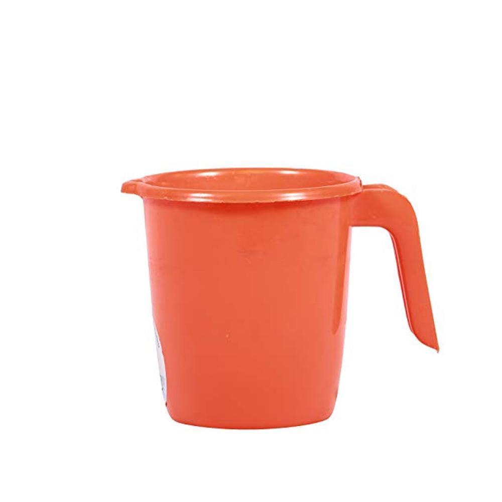 Deluxe Plastic Mug for Bathroom (muga_101) - Unnati Enterprises