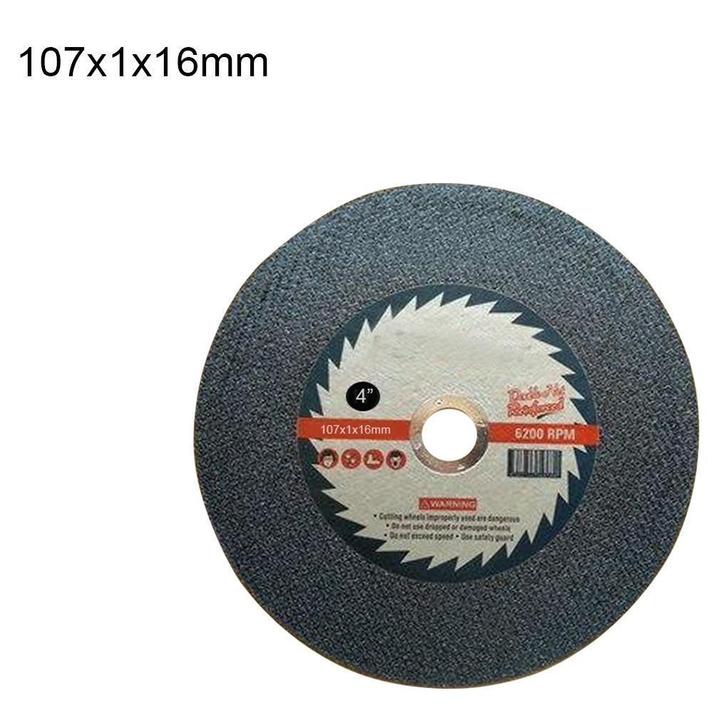 "Steel and Iron Cutting Wheel 4"" (107 x 1 x 16 mm) - Unnati Enterprises"