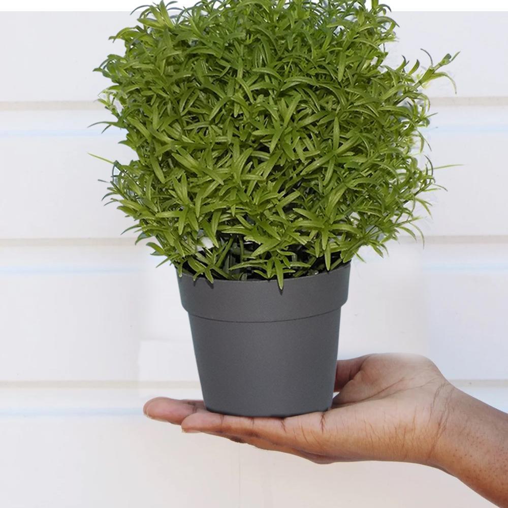 Decorative -Potted Plastic Artificial Plants - Unnati Enterprises