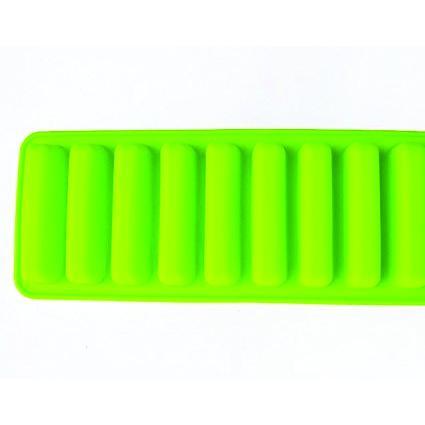 Silicone Kitkit Shape Chocolate Mould, Stick Shape ice-Cube Tray - Unnati Enterprises
