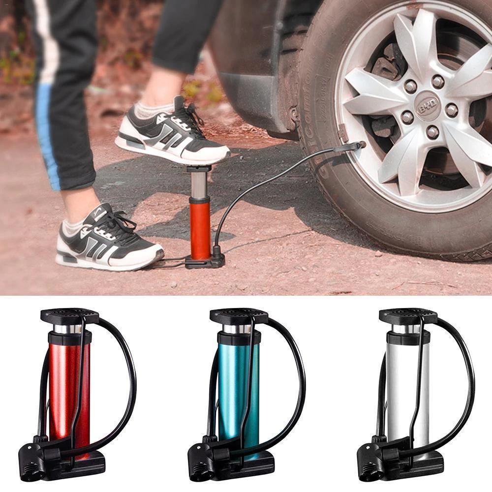 Portable Mini Foot Pump for Bicycle,Bike and car - Unnati Enterprises