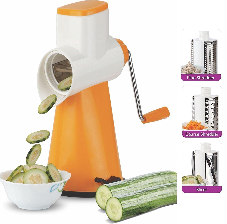 4 In 1 Vegetable Grater Mandoline Slicer - Unnati Enterprises