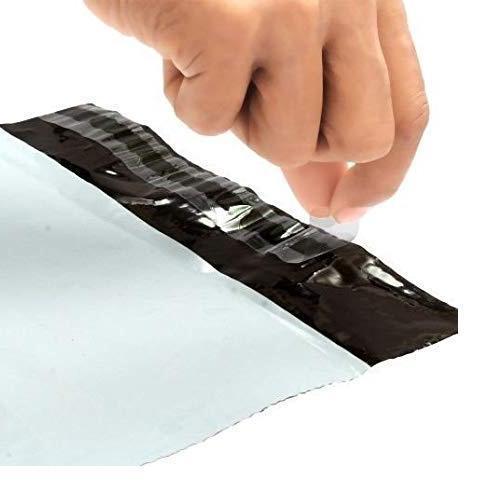 Tamper Proof Courier Bags(10X12 PLAIN 180POD M1) - 100pcs - Unnati Enterprises