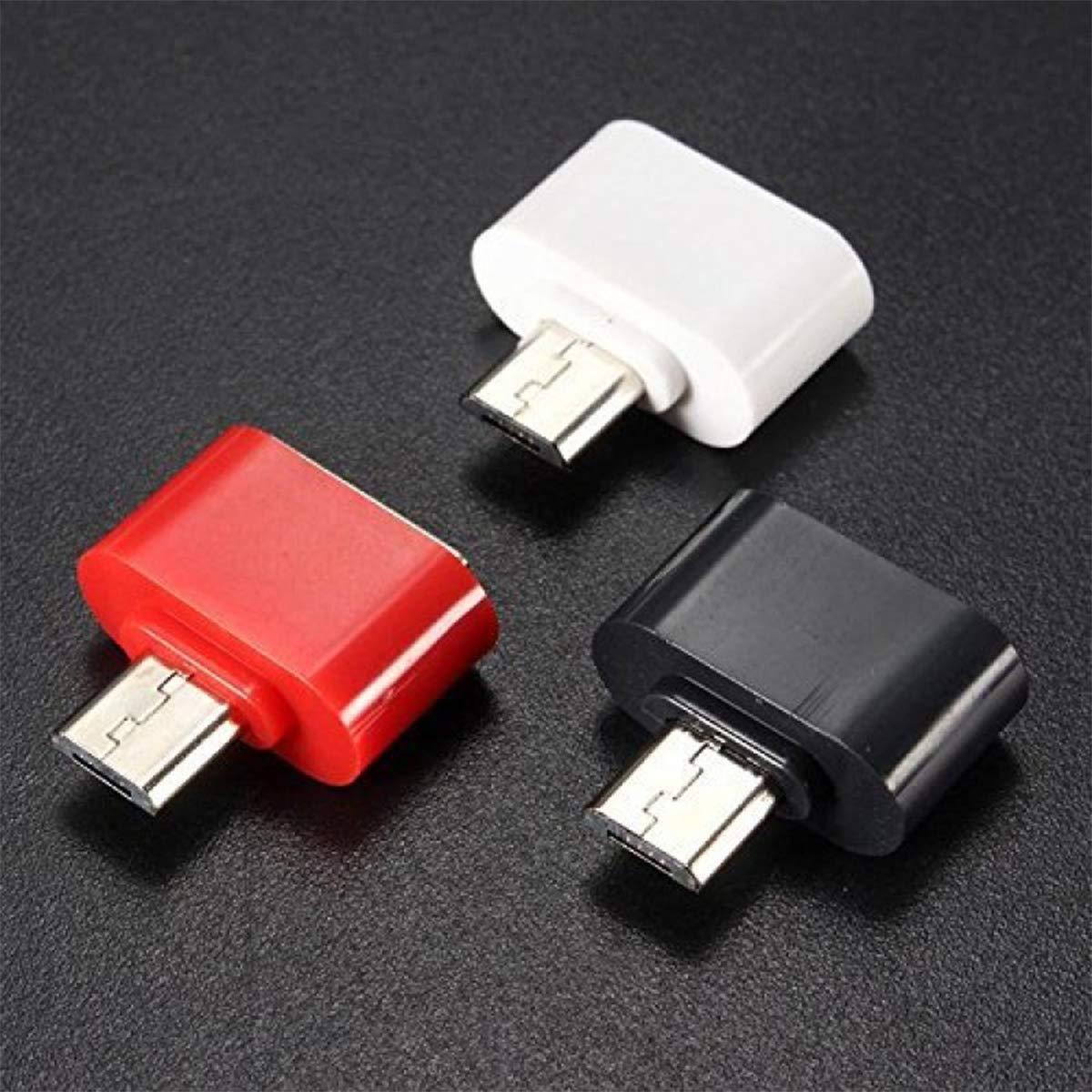 Micro USB OTG to USB 2.0 (Android supported) - Unnati Enterprises