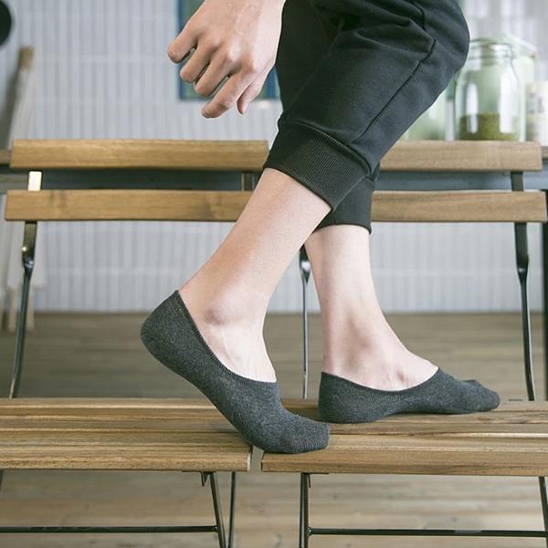 Mens Invisible Socks (12 pcs) - Unnati Enterprises