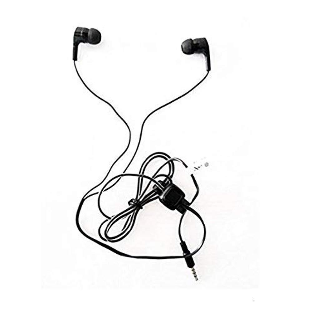 Headphone Isolatinc stereo headphones with Hands-free Control - Unnati Enterprises