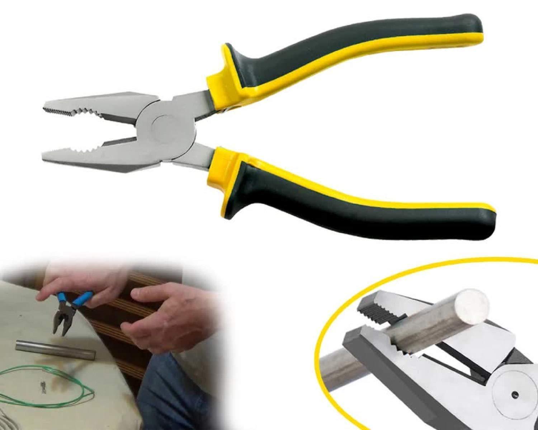 Heavy Duty Combination Plier Wire Cutters - Unnati Enterprises