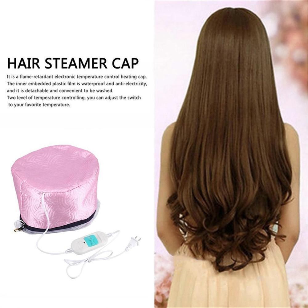 Thermal Head Spa Cap Treatment with Beauty Steamer Nourishing Heating Cap - Unnati Enterprises
