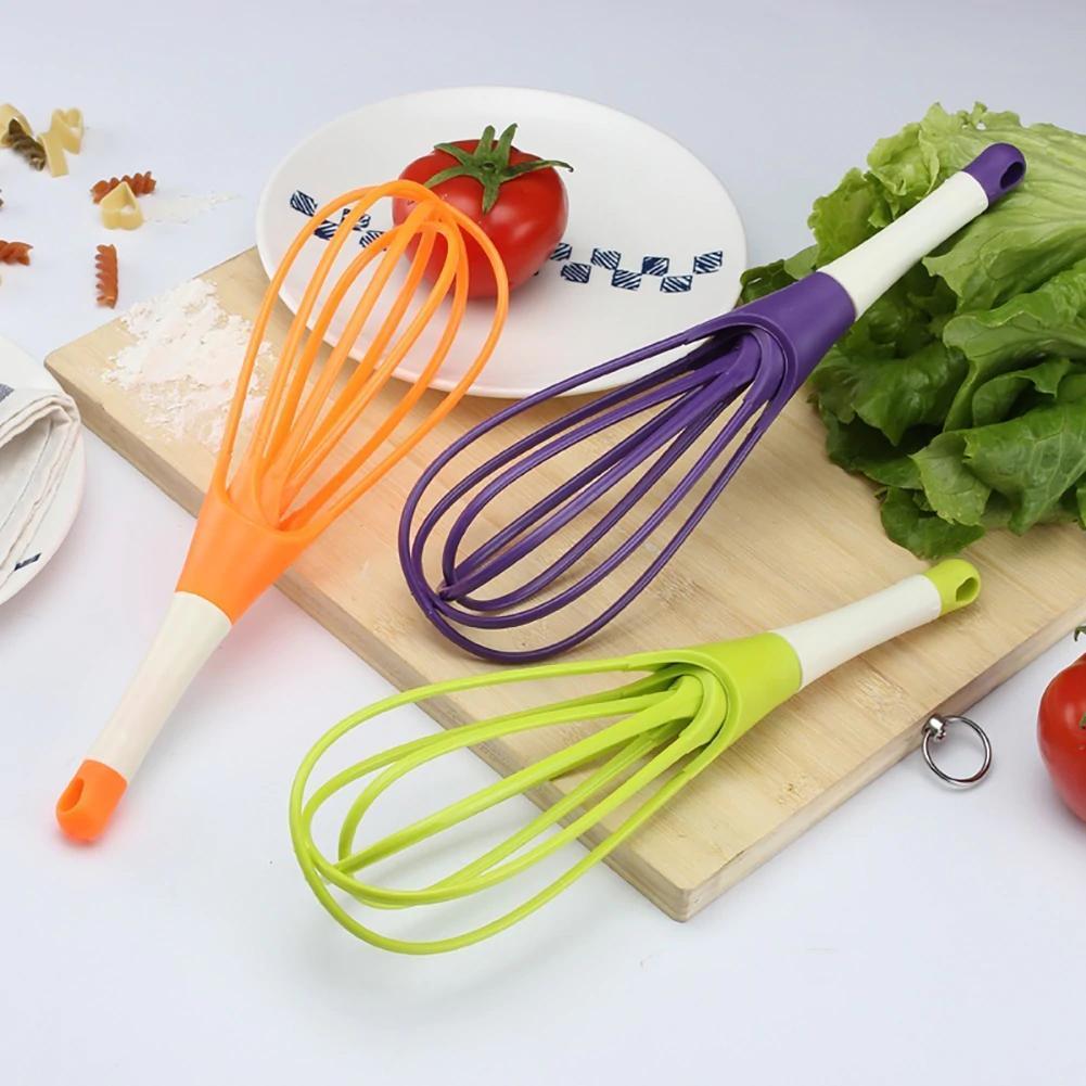 Plastic Whisk Mixer  for Milk,Coffee,Egg,Juice Balloon Whisk - Unnati Enterprises