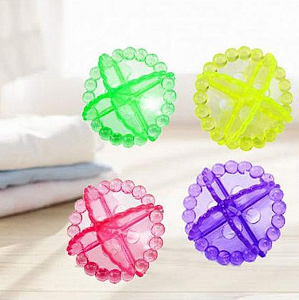 Laundry Washing Ball, Wash Without Detergent (4pcs) - Unnati Enterprises