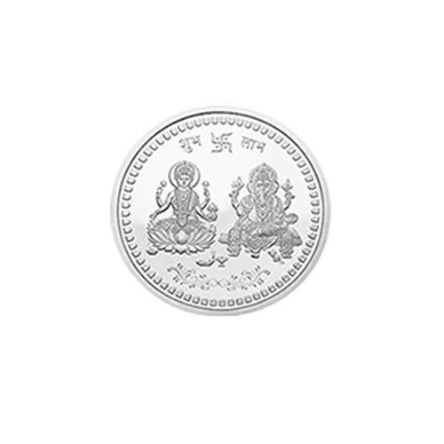 Pure Silver Coin for Gift & Pooja - Unnati Enterprises