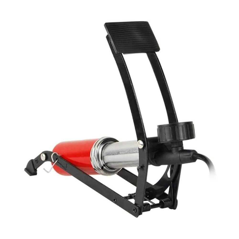High Pressure Deluxe/Strong Foot Pump For Bicycle, Car, Bike - Unnati Enterprises