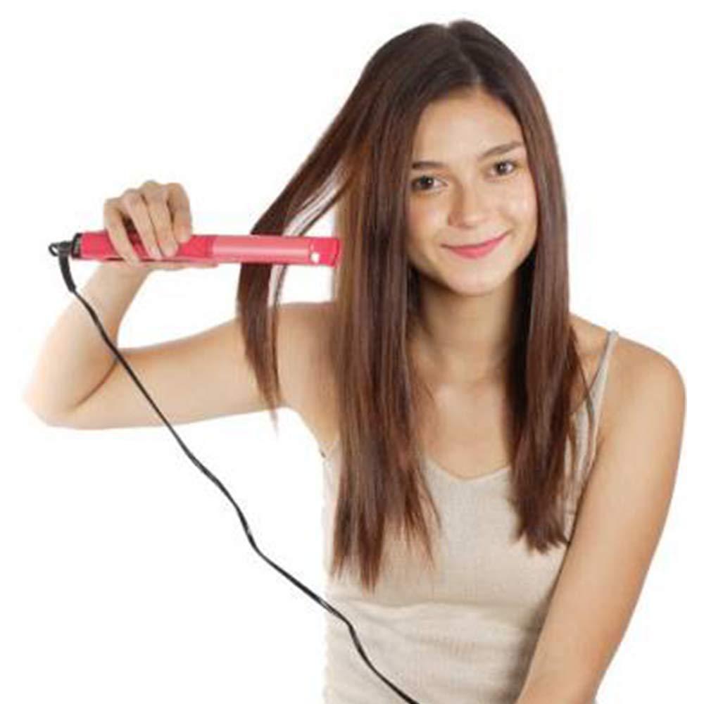2 in 1 Hair Straightener and Curler Machine For Women | Curl & Straight Hair Iron - Unnati Enterprises