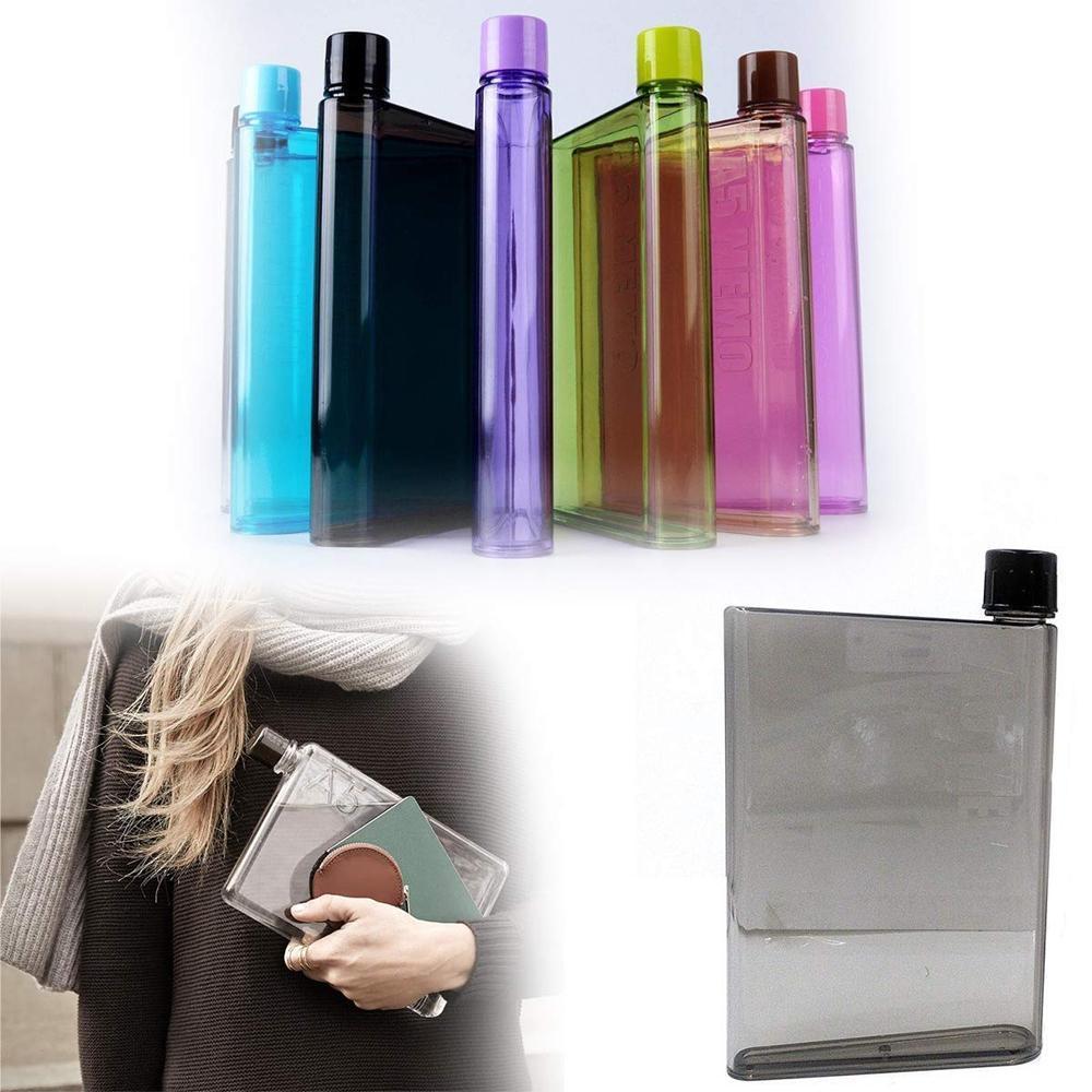 A5 Size Notebook Plastic Bottle (Any olor) - Unnati Enterprises