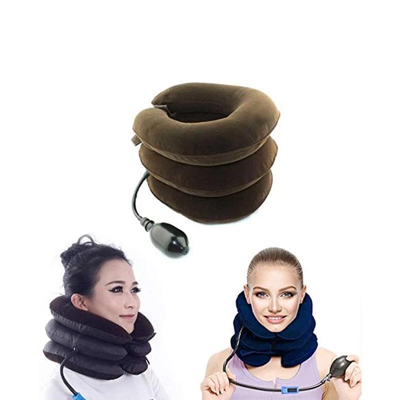 Three Layers Neck Traction Pillow - Unnati Enterprises