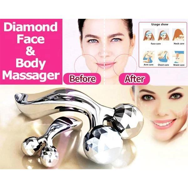 3D Roller Face Massager - Unnati Enterprises