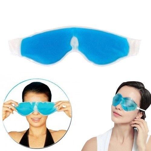 Plastic Cooling Gel Eye Mask - Unnati Enterprises