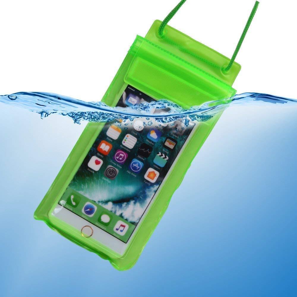 Waterproof Mobile Pouch (6.2 inch , Random Colour) - Unnati Enterprises