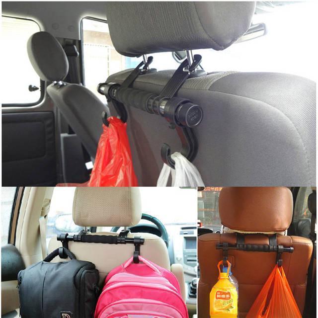 Multi-purpose Chair Back Long Handle Double Hook - Unnati Enterprises