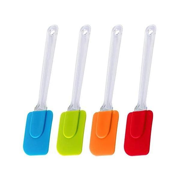 Small Silicone Spatula (Multicolor) - Unnati Enterprises