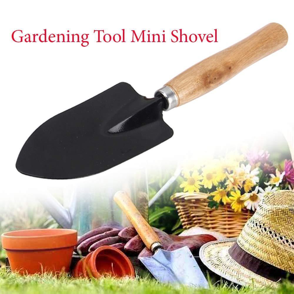 Unnati -  Gardening Combo - Cultivator, Trowel, Garden Fork, Flower Cutter (Hedge Shears), Household & Garden Scissor with Rubber Gloves(1pair) - Unnati Enterprises