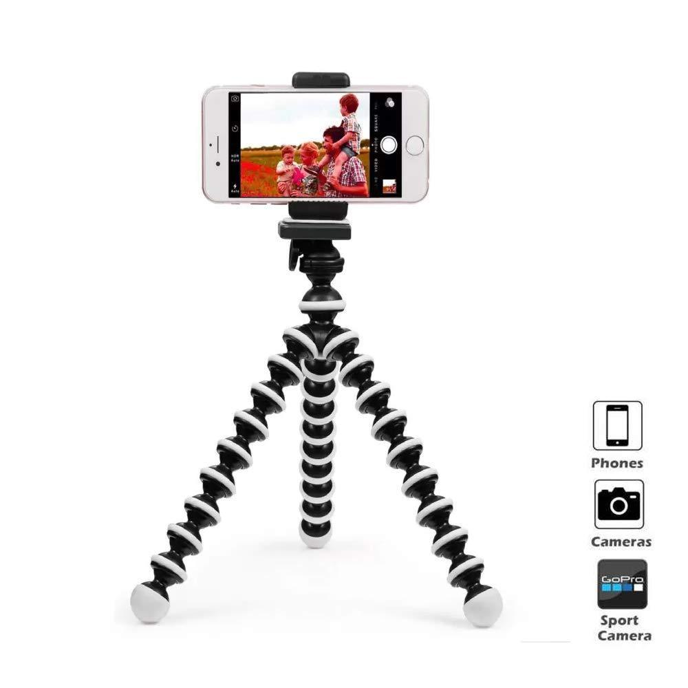 Gorilla Tripod Fully Flexible Tripod (6 Inch) - Unnati Enterprises