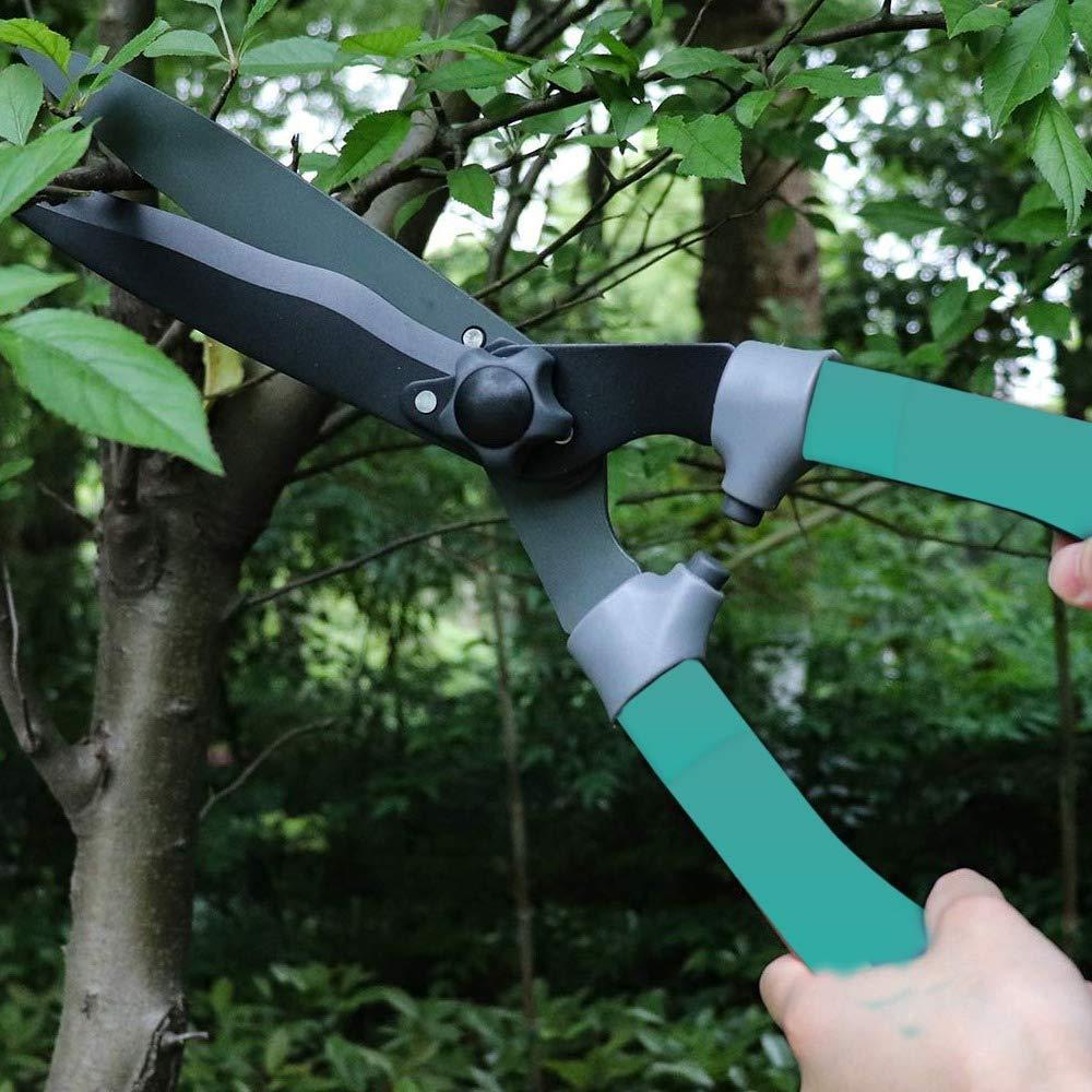 Ergonomic TPR Handle Hedge Shears, Bush Clipper - Unnati Enterprises