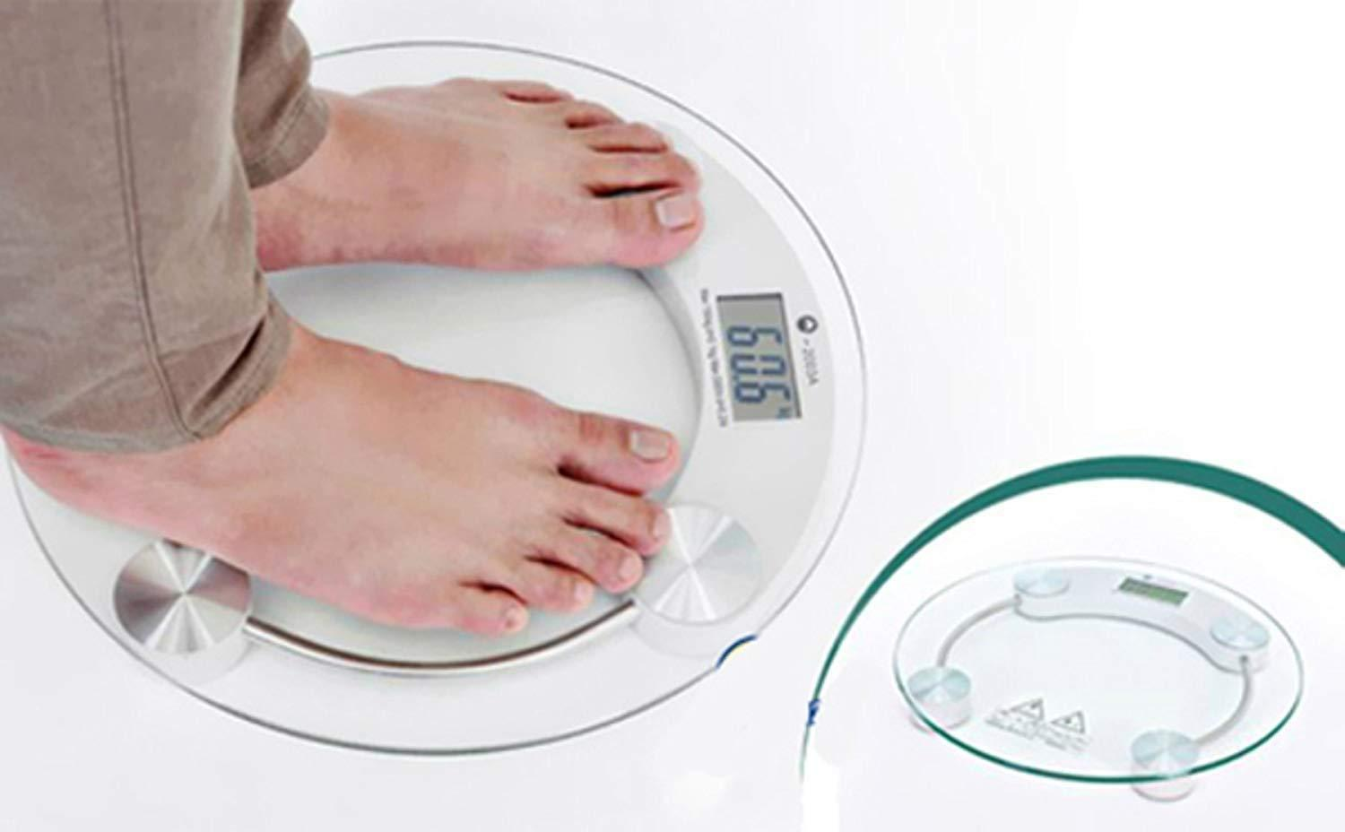 8mm Electronic Tempered Glass Digital Weighing Scale - Unnati Enterprises