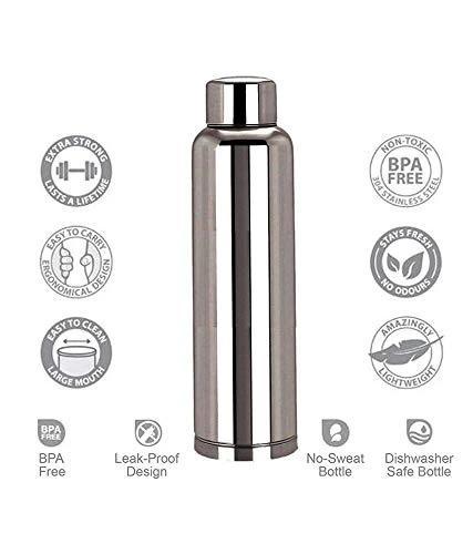 Steel Water bottle - Unnati Enterprises
