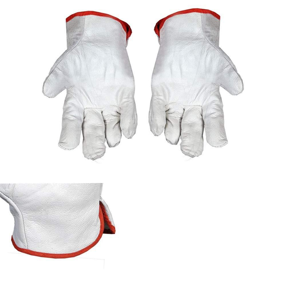 Hand Gloves Leather Split 1 Pair - Unnati Enterprises