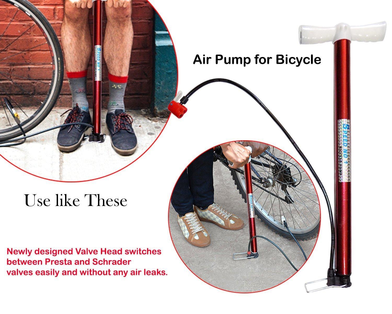 Strong Steel Air Pump - Unnati Enterprises