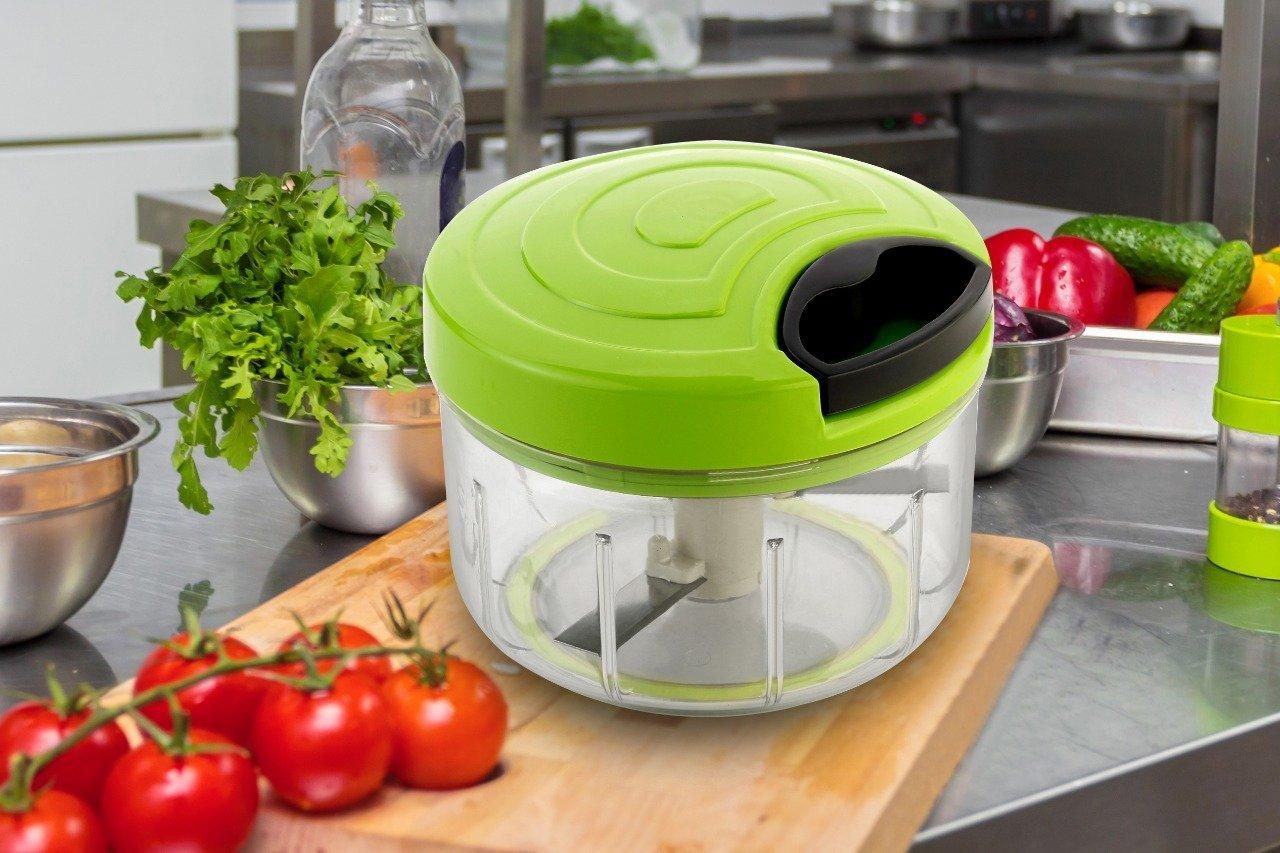 Manual Food Chopper, Compact & Powerful Hand Held Vegetable Chopper/Blender - Unnati Enterprises