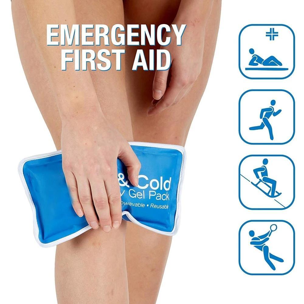 Medical Flexible Hot and Cold Reusable Gel Packs - Unnati Enterprises