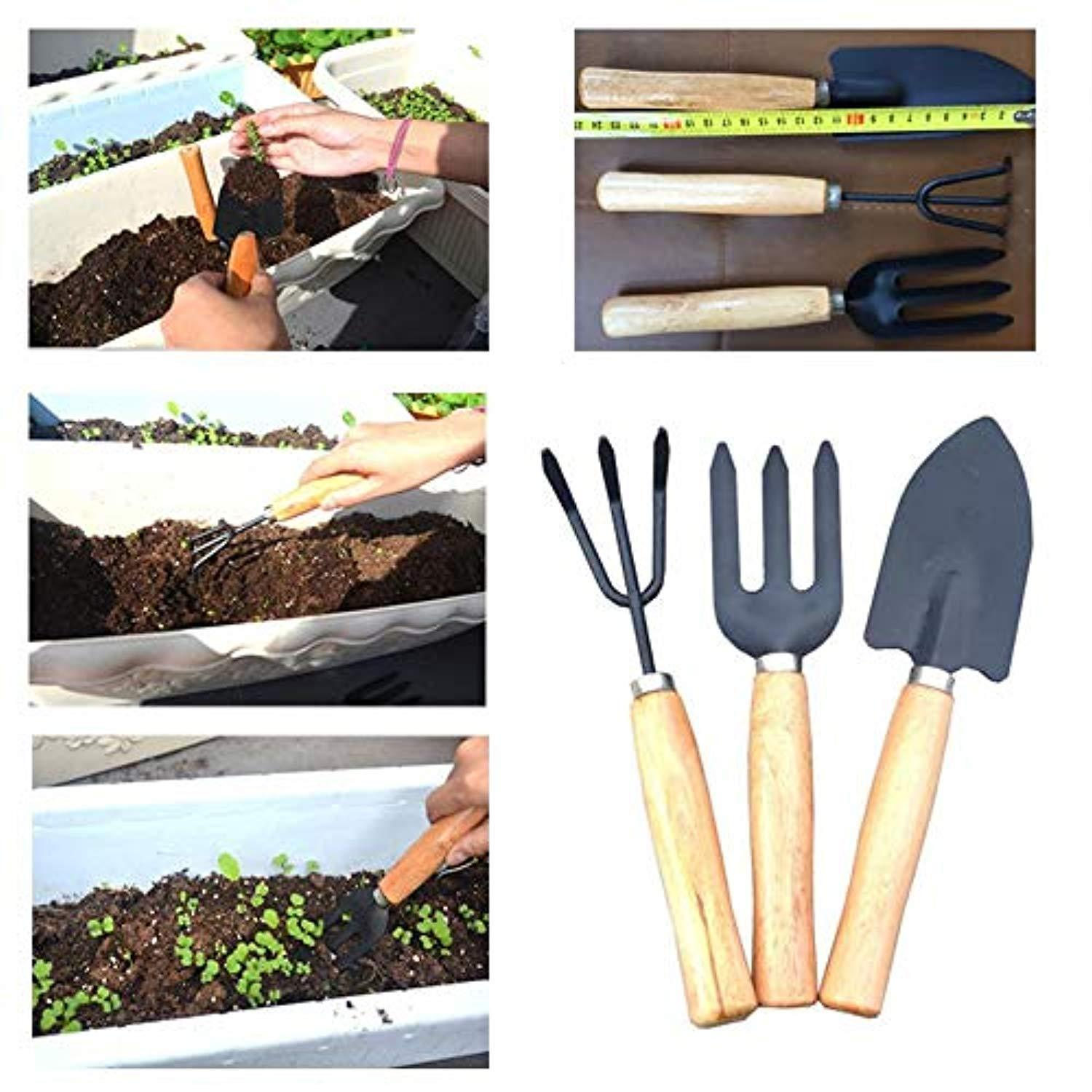 Unnati -  Gardening Hand Cultivator, Big Digging Trowel, Shovel & Garden Gloves with Claws for Digging & Planting - Unnati Enterprises