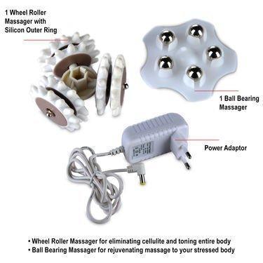 Body Slimmer Massager (White) - Unnati Enterprises