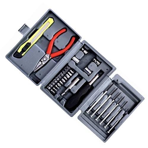 Steel Screw Driver, Cutter and Pliers Set - Unnati Enterprises