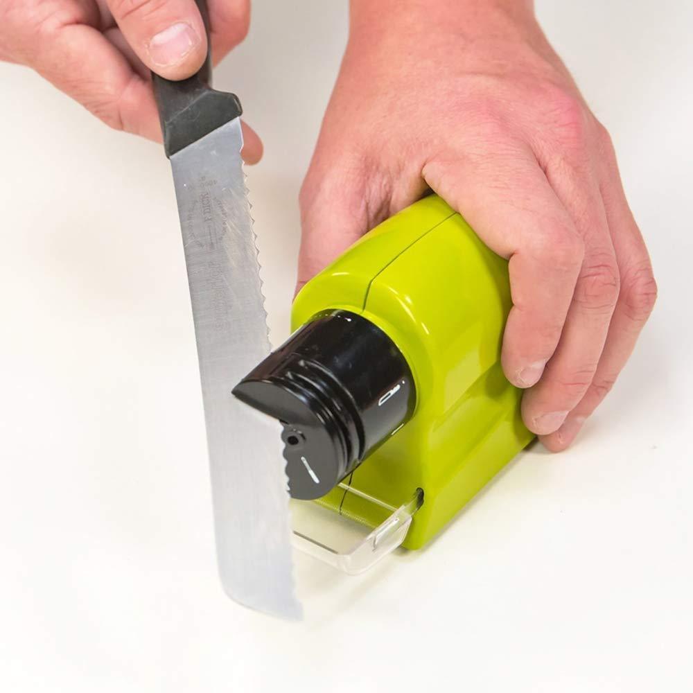 Cordless Motorized Knife Blade Sharpener Tool - Unnati Enterprises
