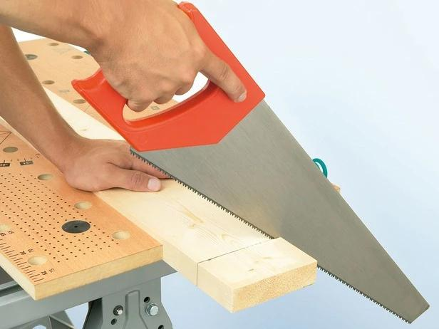 "Hand Tools - Plastic Powerful Hand Saw 18"" for Craftsmen - Unnati Enterprises"
