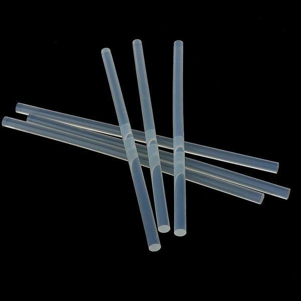 Hot Melt Glue Sticks size : 2.5 inch, thickness ( Pack of 100 ) - Unnati Enterprises