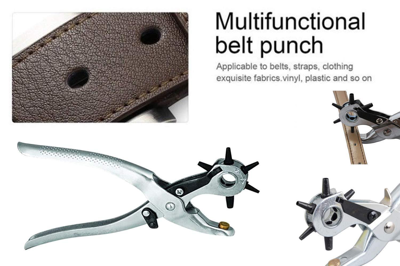 Revolving Leather Punch Plier - Unnati Enterprises