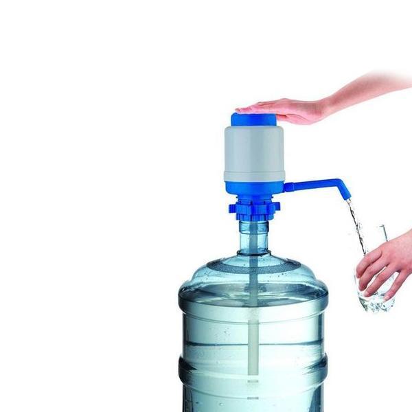 Jumbo Manual Drinking Water Hand Press Pump for Bottled Water Dispenser - Unnati Enterprises