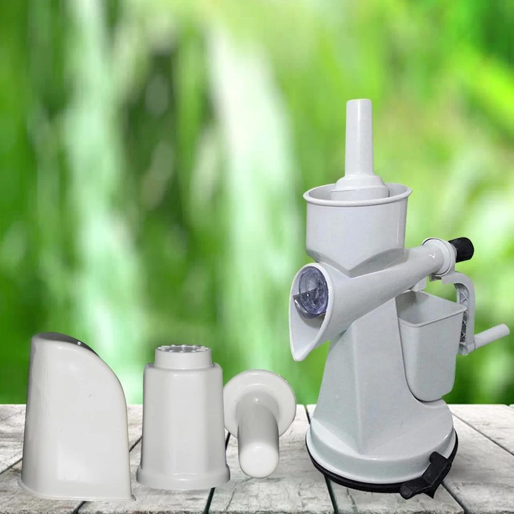 Plastic Manual Citrus Juicer with Waste collector & Vaccum locking system - Unnati Enterprises