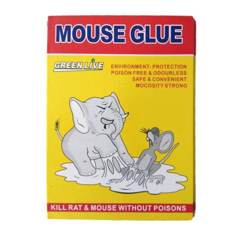 Big Mouse Trap Glue Pad - Unnati Enterprises