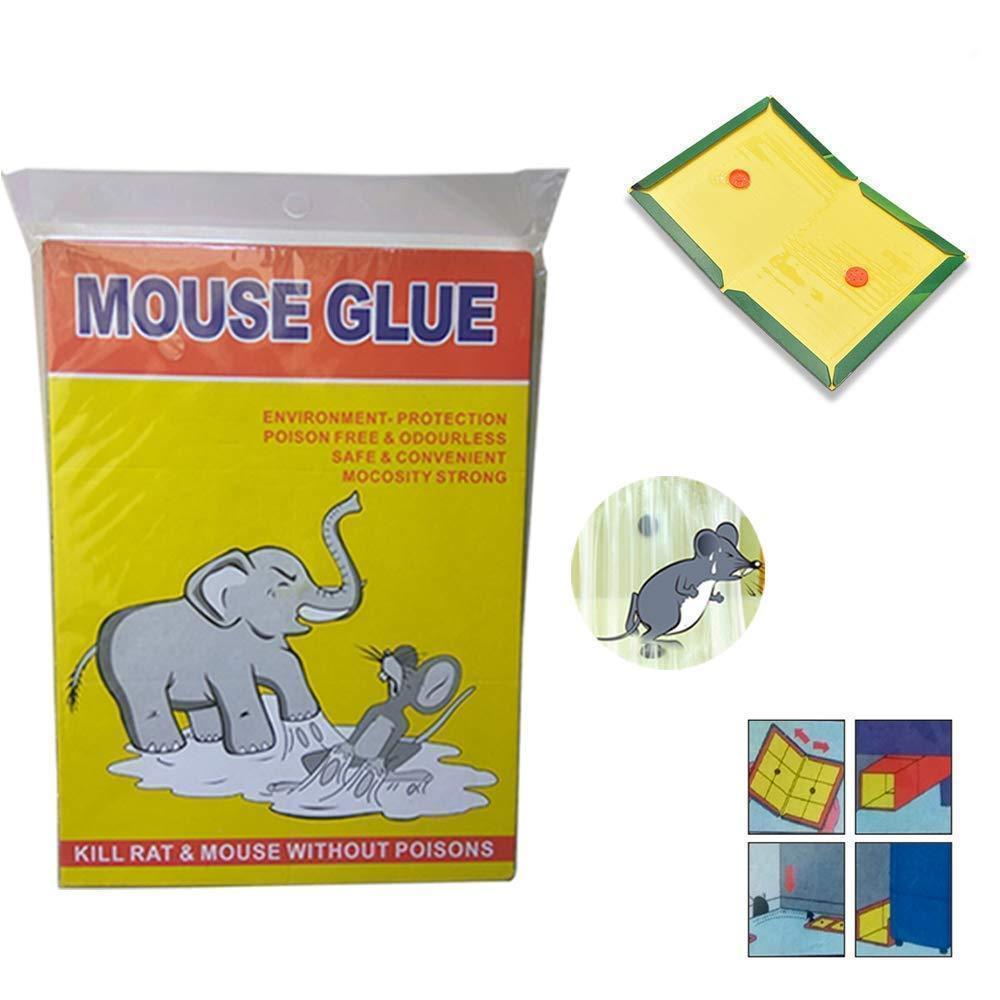Unnati -  Rodent Taps - Mouse Traps Insect Rodent Lizard Rat Catcher Adhesive Sticky Glue Pad - Unnati Enterprises